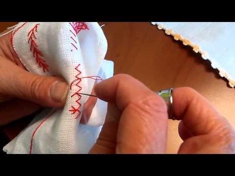 Aby haftować piękne wzory na koszulach, serwetach czy obrusach, musimy opanować kilka podstawowych ściegów. Nie zrażaj się, ćwicz - początkowo będziesz robić...