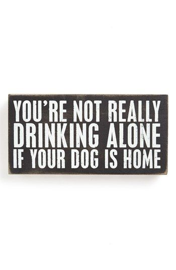 Per my friend, Amy B- I need to get a dog!