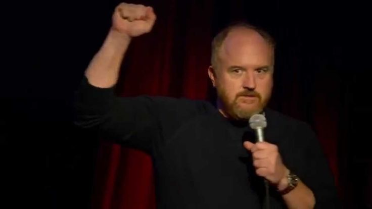 Louis CK At The Comedy Store 2015 - The Noise I Use To Make When I Cum