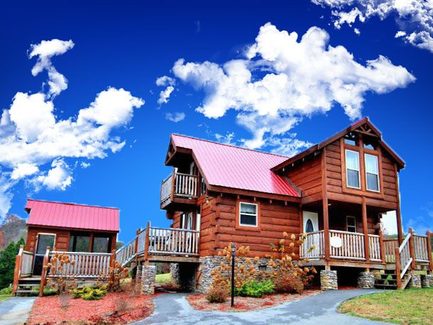 59 best 1 Bed Cabins in the Smokies images on Pinterest | Cabin ...