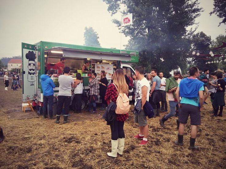 Urban Burger Bucuresti (Romania) -  Electric Castle Festival 2015