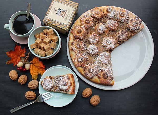 #2: Orechový koláč
