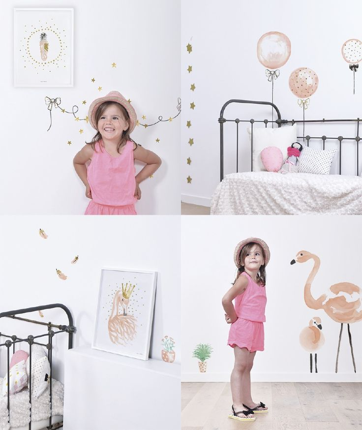Lilipinso, designer Lucie Bellion, Flamingo - Think Pink bij Grasonderjevoeten.nl
