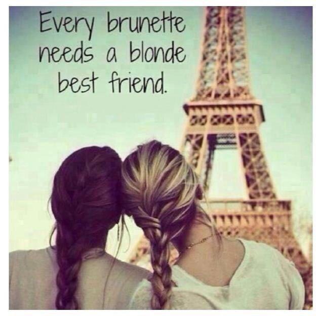 Brunette And Blonde Jokes 81