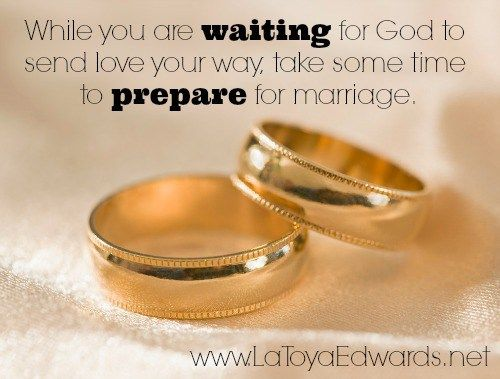 Before you go out looking for love again as a single mom, take some time to prepare for marriage