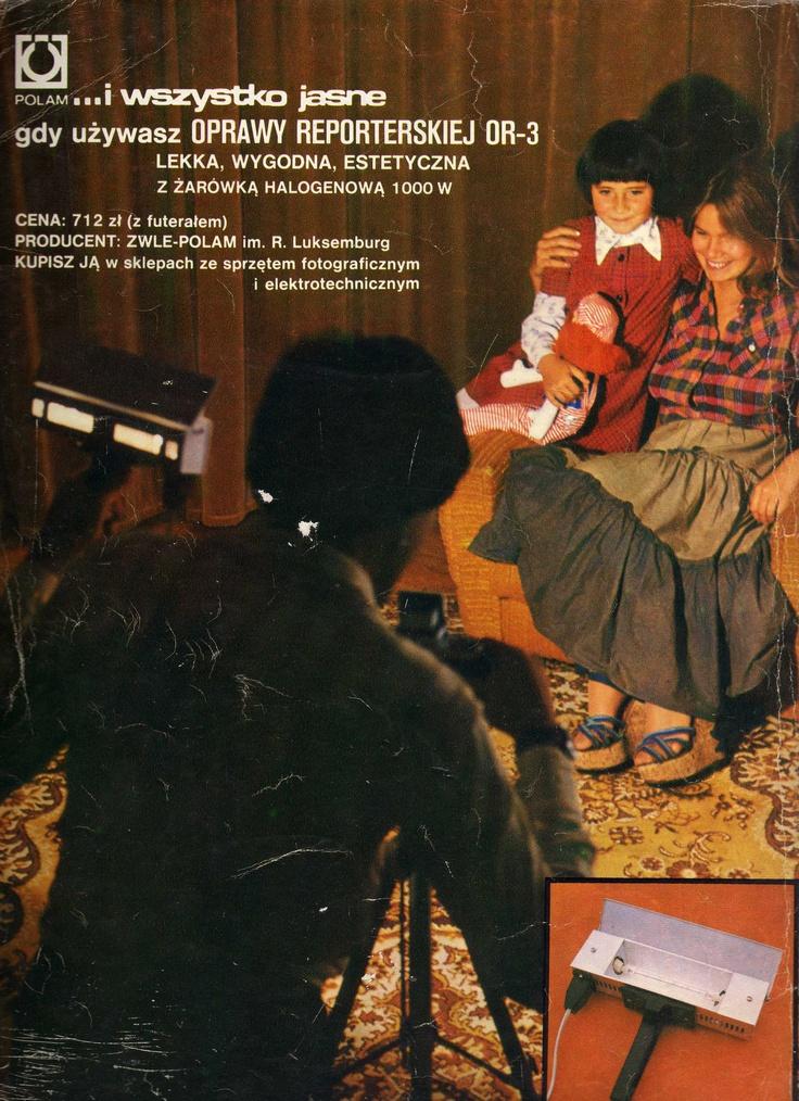 """From """"Magazyn Rodzinny"""" grudzień 1978"""