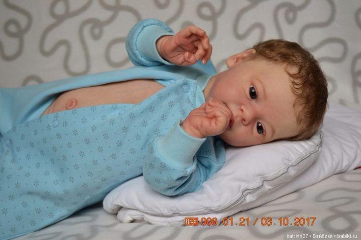 В продаже малыш Ленчик, выполненный на базе молда Larry by Natali Blick. малыш родился в моей мастерской( Ekaterina Abbyasova babies) / 26 000р