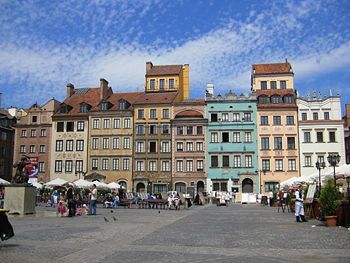 Warsaw is the capital of Poland and, with 1.7 million inhabitants, its largest city.     It is also ranked #23 on Startup Genome's top 25 startup ecosystems.    Do you want to start Poland's first official MongoDB User Group?  Go here: http://www.10gen.com/user-groups
