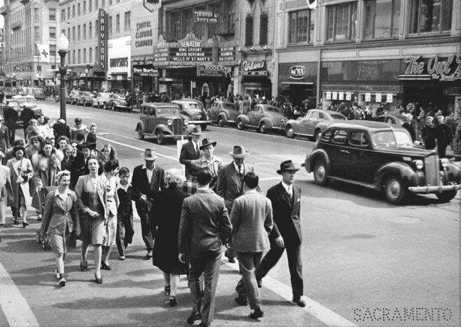 111 Best Vintage Sacramento Images On Pinterest