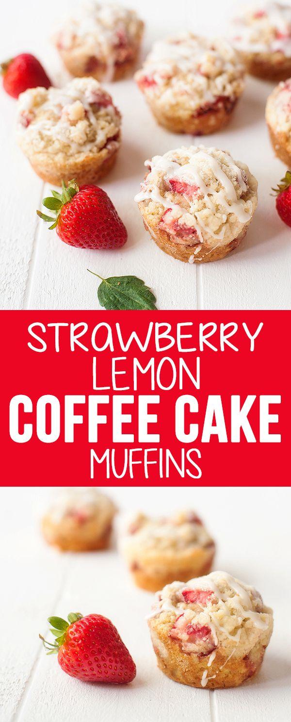 Jumbo Coffee Cake Muffin Recipes