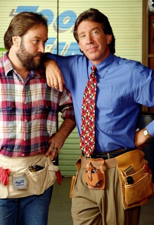 Home Improvement - My dad and I always watched this together :)