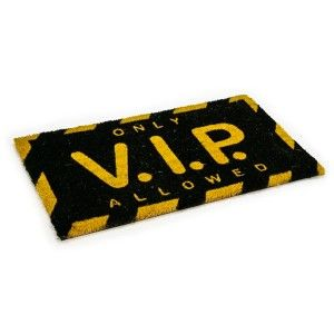 """Felpudo """"Only VIP"""" / Only VIP Doormat · Tienda de Regalos originales UniversOriginal"""
