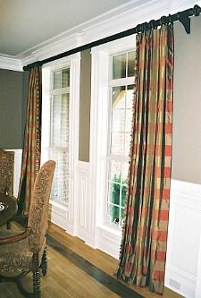 18 best images about paula deen on pinterest casual for Casual dining room curtain ideas