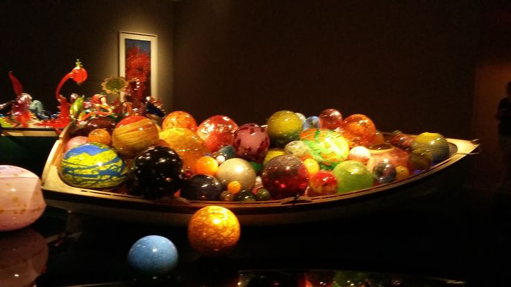 OKC Museum of Art -- Dale Chihuly