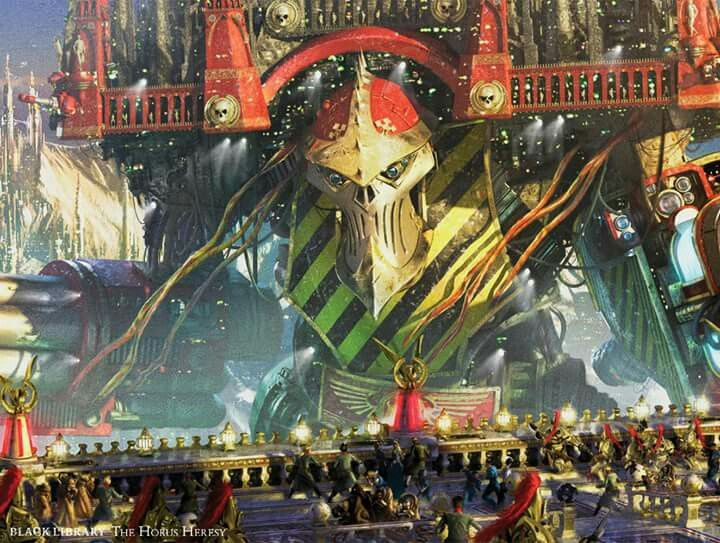 Crusade-Era Imperator-class Titan
