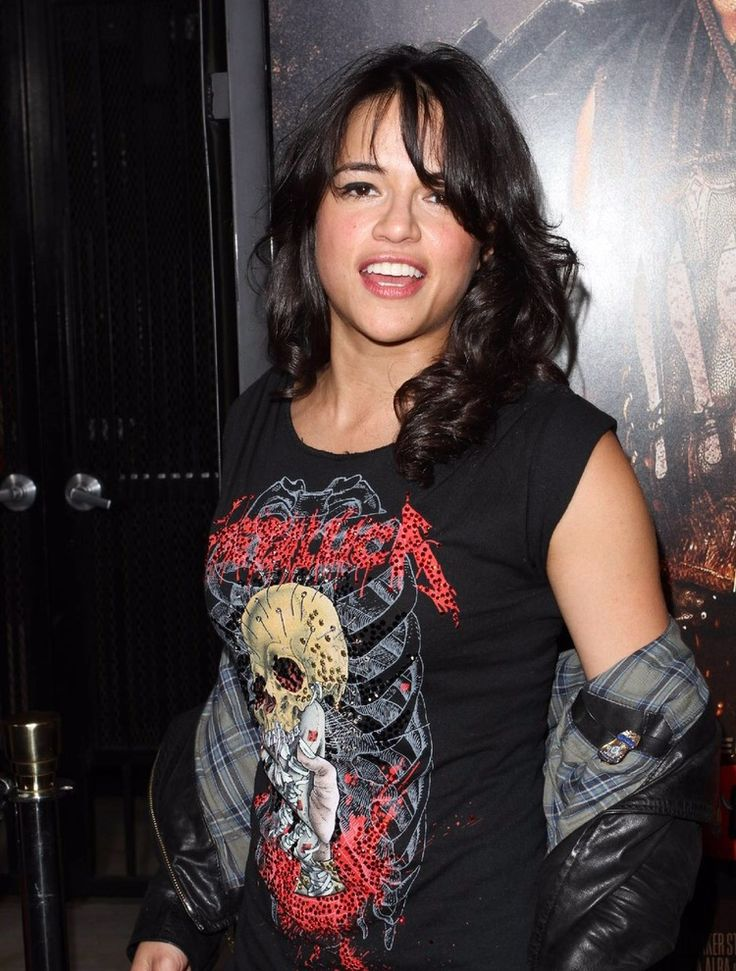 Michelle Rodriguez.....