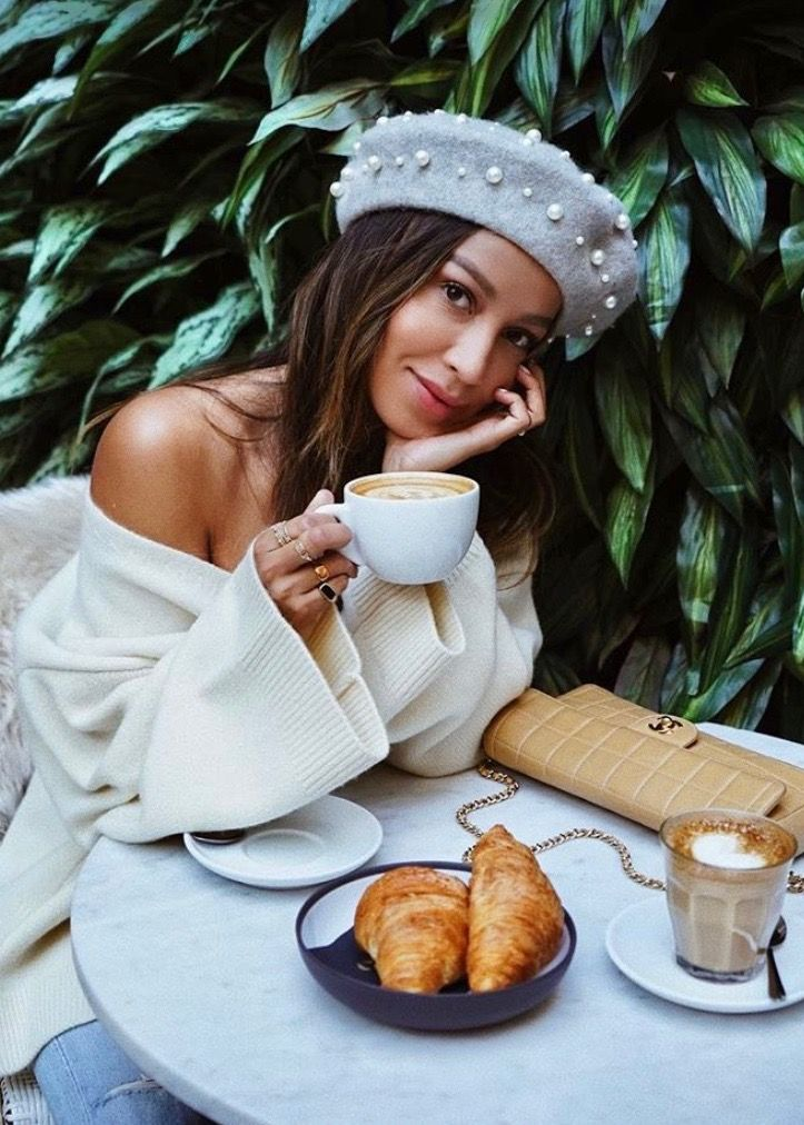 Картинки доброе утро кофе девушка