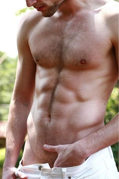 from Samir gay pics of male happy trails