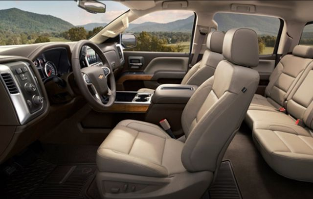 2018 Chevy Suburban Specifications and New design Review