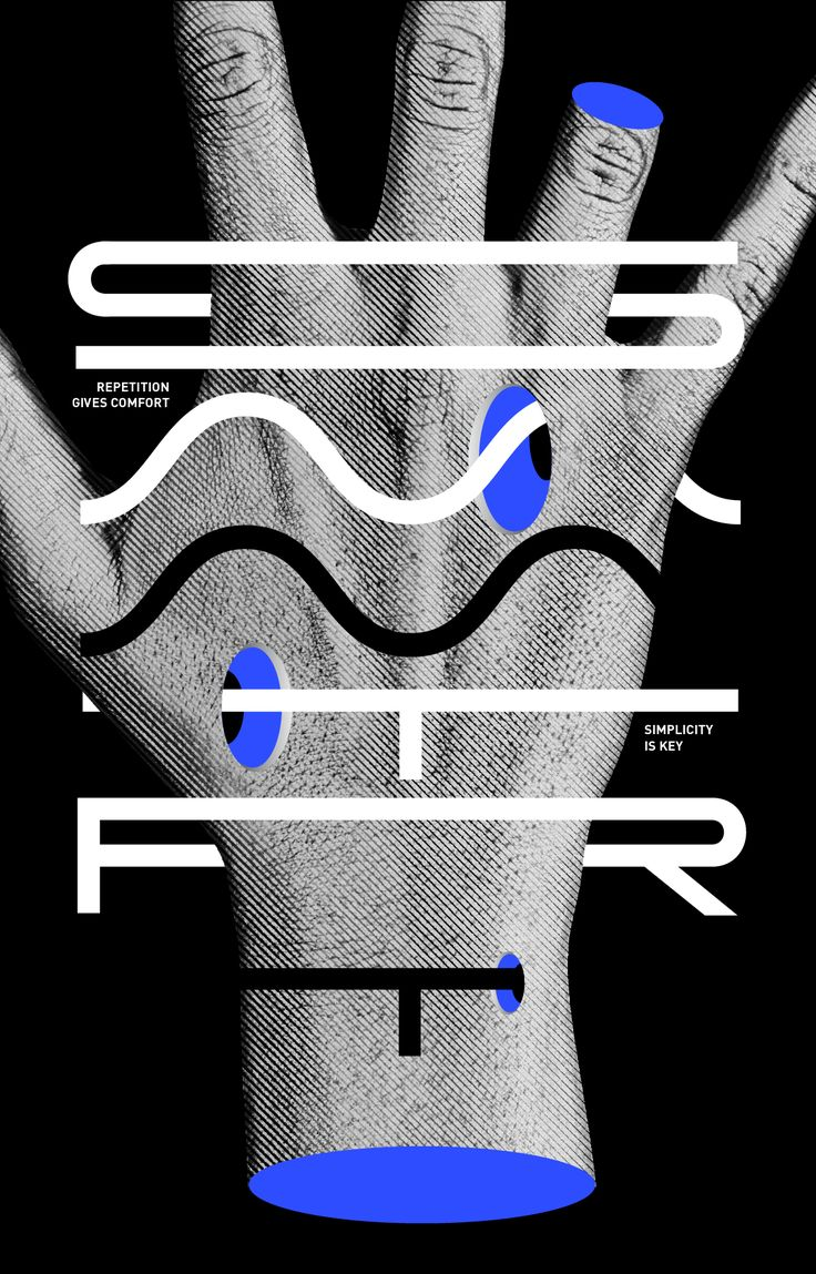 Poster design key - This Typeface Poster Has Some Really Interesting Asymmetry Going On And It Creates A Neat