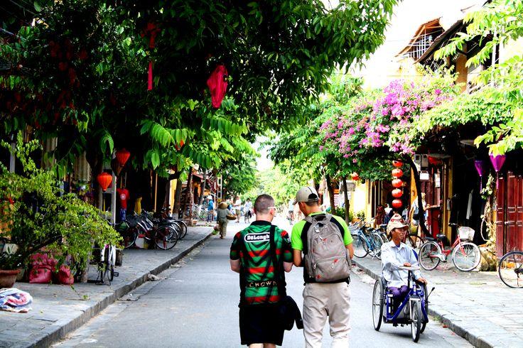 The beauty of #HoiAn. #VietnamSchoolTours