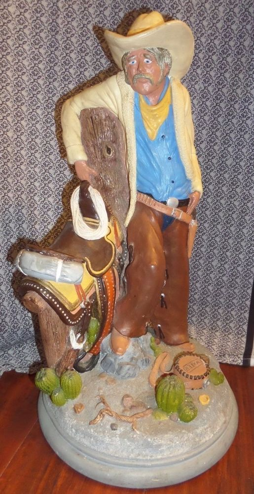 VINTAGE WESTERN California Originals 79 Cowboy Plaster ...