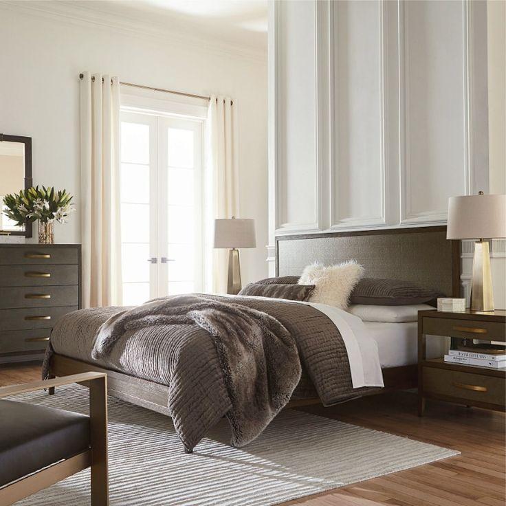 MODERN Emilia Panel Bed in 2020   Furniture, Cheap ...