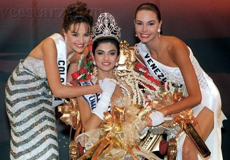 Sushmita Sen, Miss Universe 1994 from India