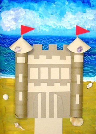 "From exhibit ""5 - Sand Castles"" by McHenry1"