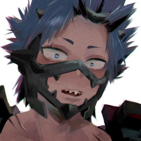 Villain] Kirishima Eijirou | Bnha (^ω^) | My hero