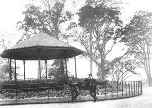 Summerfield park bandstand 1892