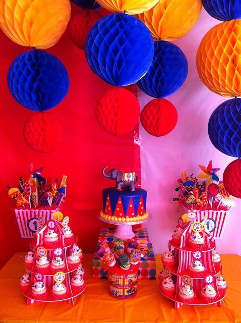 Circus Birthday: Party'S, Birthday Parties, Jordans, Circus Birthday, Carnival Birthday, 1St Birthdays, Birthday Party Ideas, Photo, Birthday Ideas