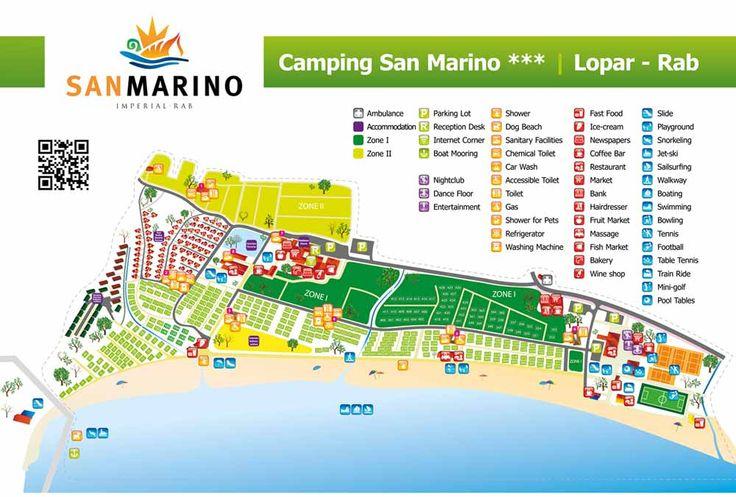 san marino | ... Mobilheim - Camping-San-Marino - Kroatien - Insel Rab - Lopar