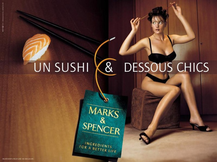 Marks & Spencer - Ingredients for a better life