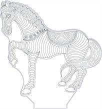 dansing horse