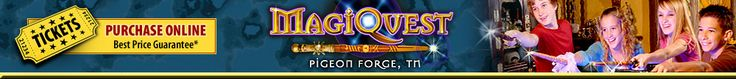 MagiQuest - Pigeon Forge, TN