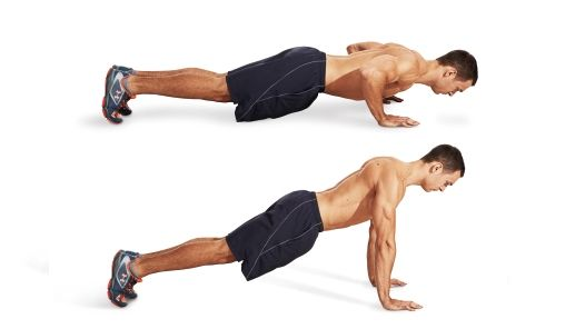 Burn fat and build muscle using your own body for resistance.