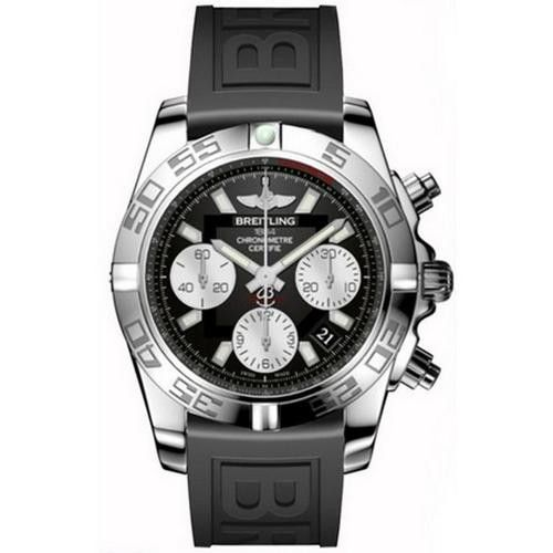 Breitling Chronomat 41 Automatic Chronograph Mens Watch AB014012/BA52