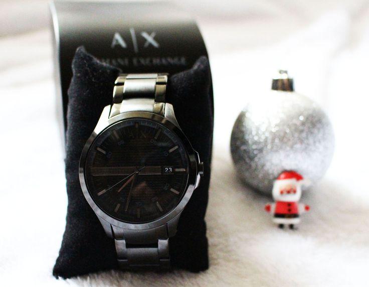La jolie montre pour hommes Armani Exchange AX2014 achetée sur le site  WatchShop.fr ⌚️❤️