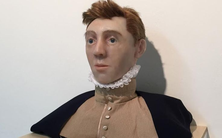 He was described as the 'lustiest and best proportioned man' that Mary Queen of Scots had ever seen, and now the true face of the notorious Lord Darnley has been reconstructed by Scottish scientists.