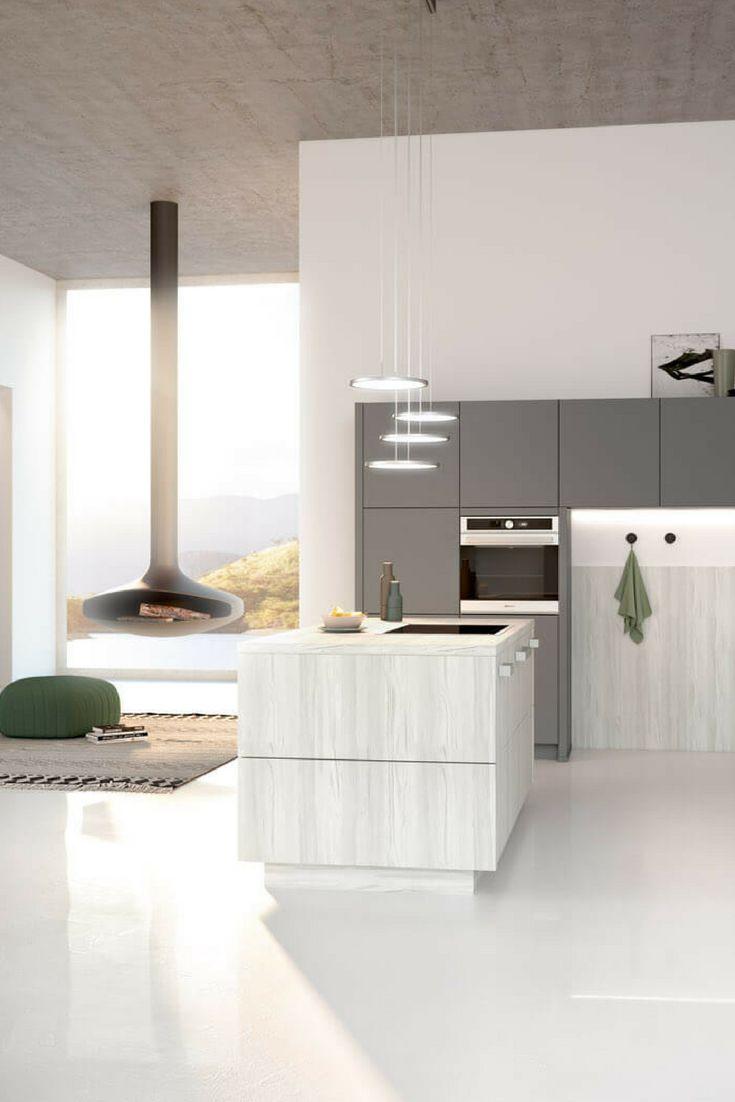 92 best offene k chen images on pinterest hochglanz. Black Bedroom Furniture Sets. Home Design Ideas