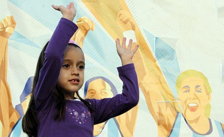 Dziecko olimpiada