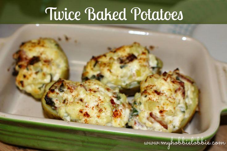 SRC: Twice Baked Potatoes