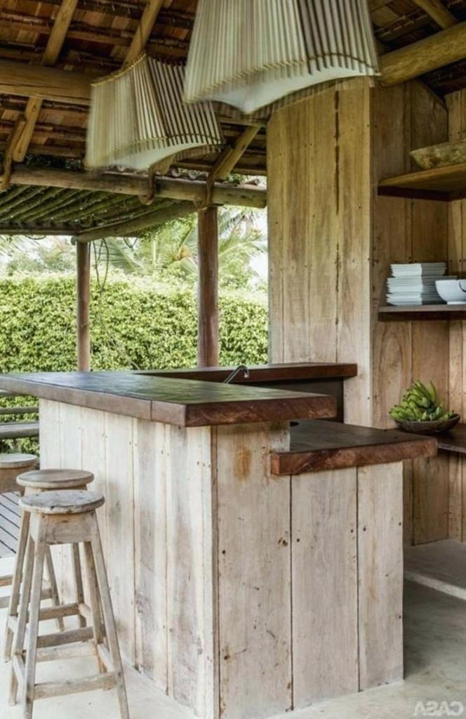 Bar Exterieur Design