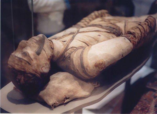 Mumifikasi Mesir Kuno