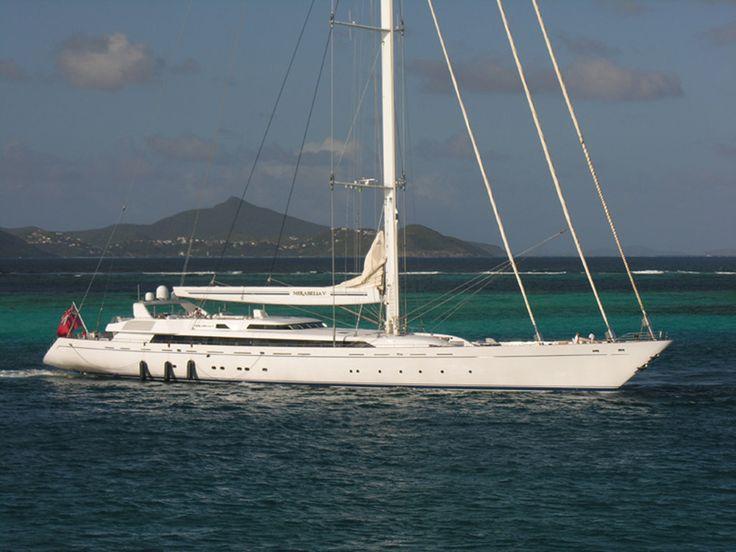 I più grandi yacht a vela - Style - Il Magazine Moda Uomo del Corriere della Sera