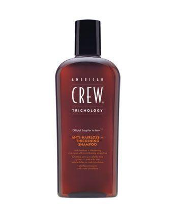 American Crew Anti Hairloss Thickening Shampoo #American #Crew #shampoo #haarproducten #haarverzorging #kappersbenodigdheden #barbershop #heren #man