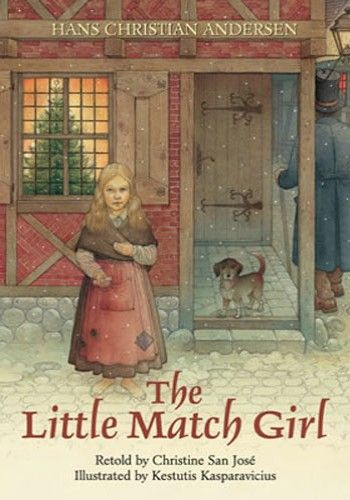 The Little Match Girl. One of my favorite childhood Christmas stories. #TheLittleMatchGirl #childrensbooks