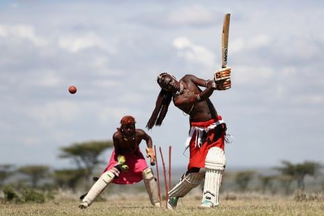 The Maasai Cricket Warriors from Laikipia Maasai in Kenya are using the game to raise awareness against social injustices in their community, campaigning against degenerating and destructive cultural practices such as FGM (Female Genital Mutilation) and early childhood marriages.