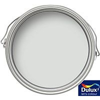 Dulux Travels in Colour Pearl Grey Matt Emulsion Paint - 2.5L